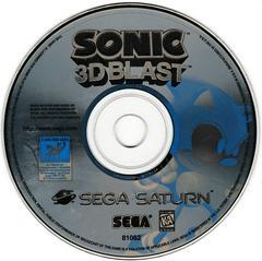 Game Disc | Sonic 3D Blast Sega Saturn