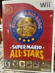 Front Of Case | Super Mario All-Stars Limited Edition Wii