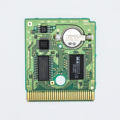 Circuit Board   Wario Land 3 GameBoy Color