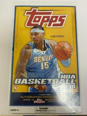 Hobby Box Basketball Cards 2009 Topps Prices