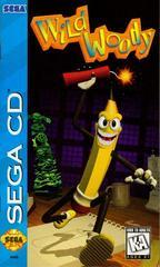 Wild Woody - Front / Manual | Wild Woody Sega CD
