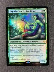 Dryad of the Ilysian Grove [Foil] Magic Theros Beyond Death Prices