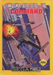 Cobra Command - Front | Cobra Command Sega CD