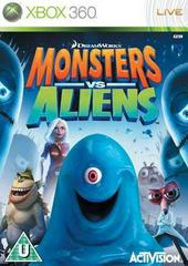 Monsters vs. Aliens PAL Xbox 360 Prices
