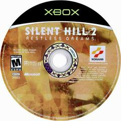 Disc   Silent Hill 2 Xbox