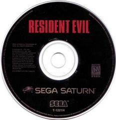 Disc   Resident Evil Sega Saturn