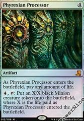 Phyrexian Processor Magic From the Vault Lore Prices