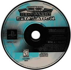 Game Disc 1 - Allies   Command and Conquer Red Alert Retaliation Playstation
