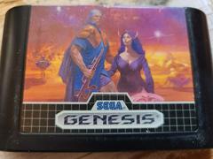 Cartridge (Front) | Phantasy Star II Sega Genesis