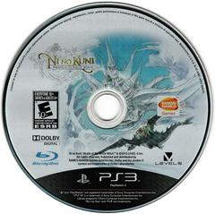 Game Disc | Ni No Kuni Wrath of the White Witch Playstation 3