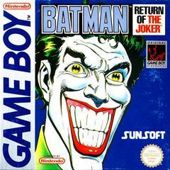 Batman: Return of the Joker PAL GameBoy Prices