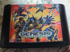 Cartridge (Front) | X-Men Sega Genesis