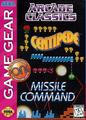 Arcade Classics | Sega Game Gear
