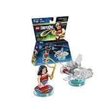 Wonder Woman | DC Comics - Wonder Woman [Fun Pack] Lego Dimensions