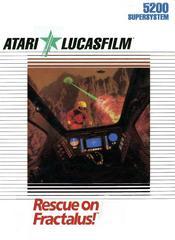 Rescue on Fractalus Atari 5200 Prices