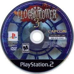 Disc | Clock Tower 3 Playstation 2