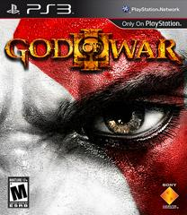 Front Cover | God of War III Playstation 3