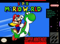 Super Mario World Super Nintendo Prices