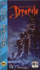 Bram Stoker'S Dracula - Front / Manual | Bram Stoker's Dracula Sega CD