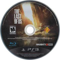 Disc   The Last of Us Playstation 3