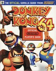Donkey Kong 64 Player's Guide Strategy Guide Prices