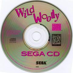 Wild Woody - Disc | Wild Woody Sega CD