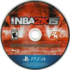Game Disc   NBA 2K15 Playstation 4