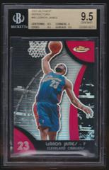 LeBron James [Refractor] Basketball Cards 2007 Finest Prices
