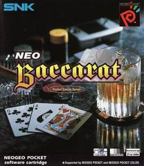 Neo Baccarat Neo Geo Pocket Color Prices