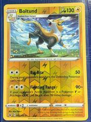 Pokémon boltund Holo 076//202 Sword and Shield Base Set