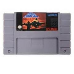 Aero Fighters - Cartridge   Aero Fighters Super Nintendo