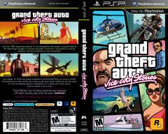 Cover Art | Grand Theft Auto Vice City Stories PSP