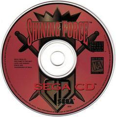 Shining Force CD - Disc | Shining Force CD Sega CD