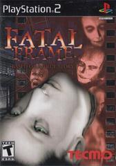 Front Cover   Fatal Frame Playstation 2