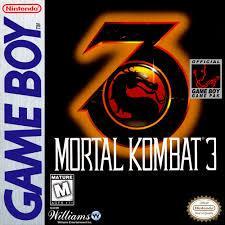 Mortal Kombat 3 GameBoy Prices