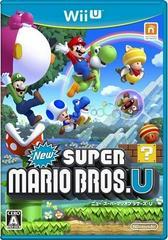 New Super Mario Bros. U JP Wii U Prices