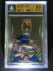 Dwight Howard [Black Refractor] Basketball Cards 2004 Topps Chrome Prices