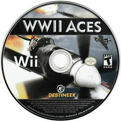 Game Disc | WWII Aces Wii