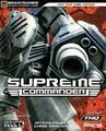 Supreme Commander [Bradygames]   Strategy Guide