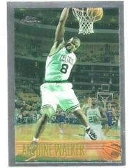 Antoine Walker Basketball Cards 1996 Topps Chrome Prices