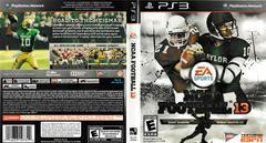 Artwork - Back, Front | NCAA Football 13 Playstation 3