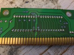 Circuit Board (Reverse) | Jurassic Park Sega Genesis