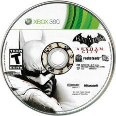 Game Disc   Batman: Arkham City Xbox 360