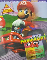 Mario Kart 64 Player's Guide [Bumper Stickers] Strategy Guide Prices