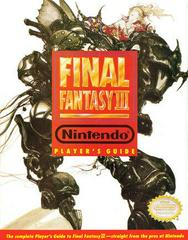 Final Fantasy III Player's Guide Strategy Guide Prices