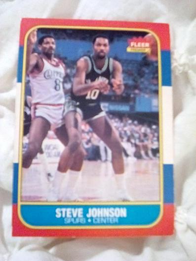 Steve Johnson #55 photo