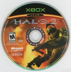 Disc   Halo 2 Xbox