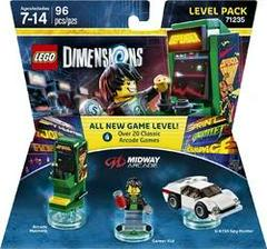 Midway Arcade [Level Pack] Lego Dimensions Prices