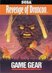 Front Cover | Revenge of Drancon Sega Game Gear