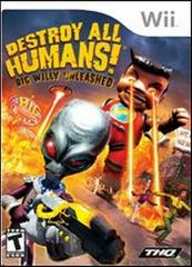 Destroy All Humans Big Willy Unleashed Wii Prices